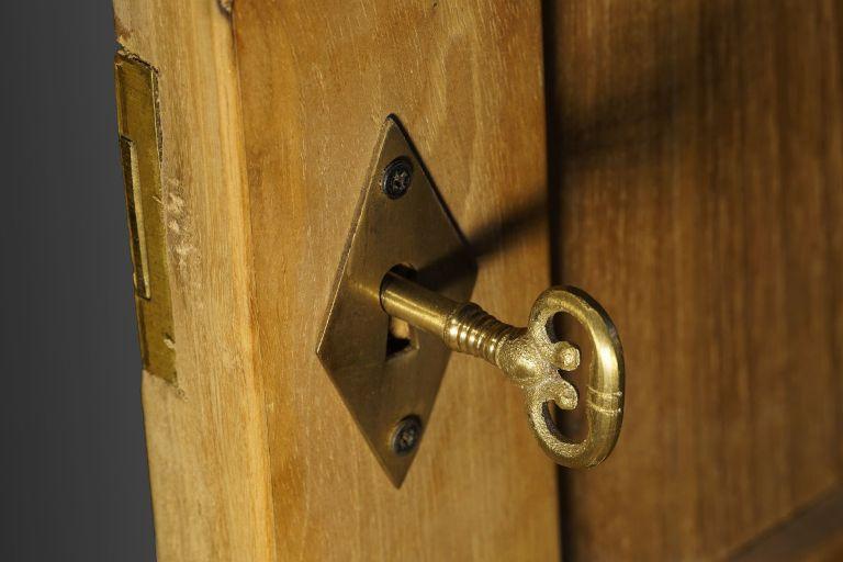 Mordomia Fiel 3 - Chave de Ouro na Fechadura da Porta